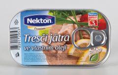 Tresčí játra Nekton 115 g