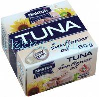 Tuňák ve slunečnicovém oleji 80 g