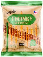 Křupeto Tyčinky sezamové 100 g