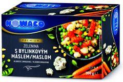 Zelenina s bylinkovým máslem Nowaco 300 g