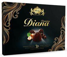 Dezert hořké pralinky Diana 133 g