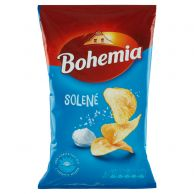 Bohemia chips solené 140 g
