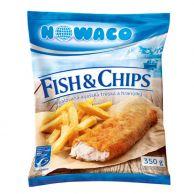 Fish & Chips Nowaco 350g
