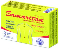 Samaritan Citrus 8x5 g