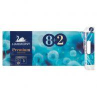 Toaletní papír Premium 8+2 ks 3vr..