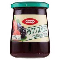 COOP Italy Džem směs lesních plodů 370 g