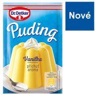 Puding Dr.Oetker vanilkový 38 g