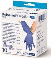 Rukavice Peha-soft nitrile L 10 ks