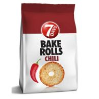 Bake Rolls Bran chili 80 g