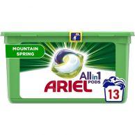 Ariel gelové kapsle Moutain Spring 13 ks