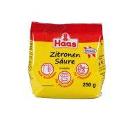 Kyselina citrónová Haas 250 g