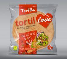 Turka Tortillove rajčatové 240g